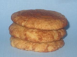 Recipe snickerdoodle cookies easy