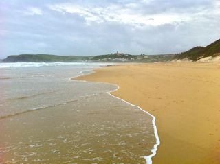 Morgan Bay – a gem at the Wild Coast of South Eastern South Africa