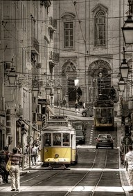 Lisbon, Portugal - Utrip travel plan #lisbon #tramway