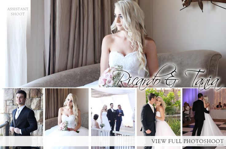 Assistant Wedding: Ricardo and Tania - Adele van Zyl Photography