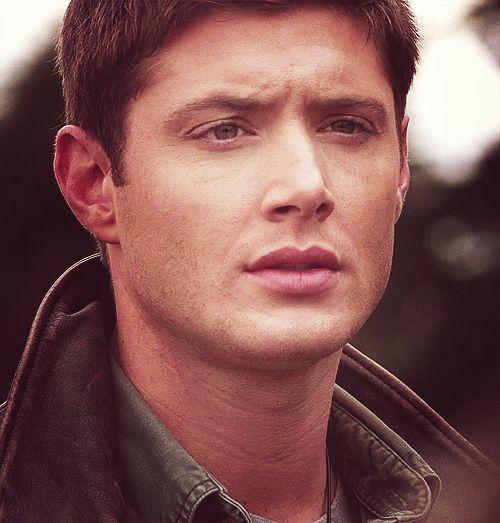 Dean <3 #Supernatural. God. Those lips.