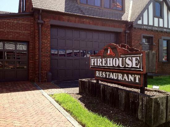 The Firehouse Restaurant, Johnson City, Tennessee