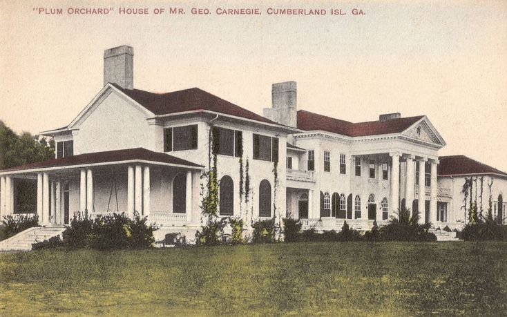 Thomas S Estate Was Cumberland Island