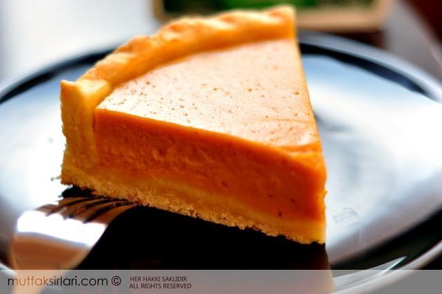 Balkabaklı Labneli Turta Tarifi   Mutfak Sırları