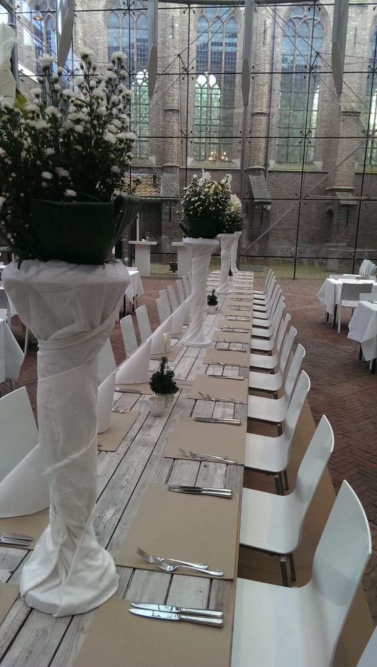 A beautiful styling job at the Prinsenhof museum in Delft, the Netherlands