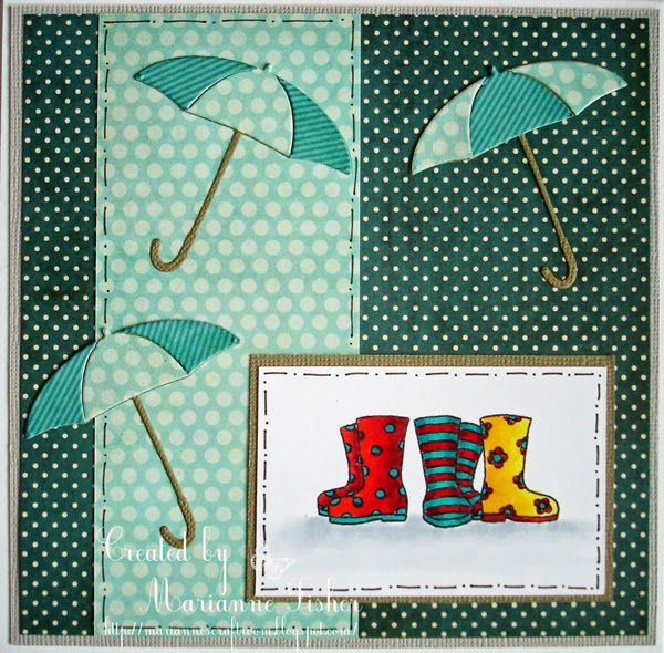 Little Claire's Designs: Dinkie Wellies
