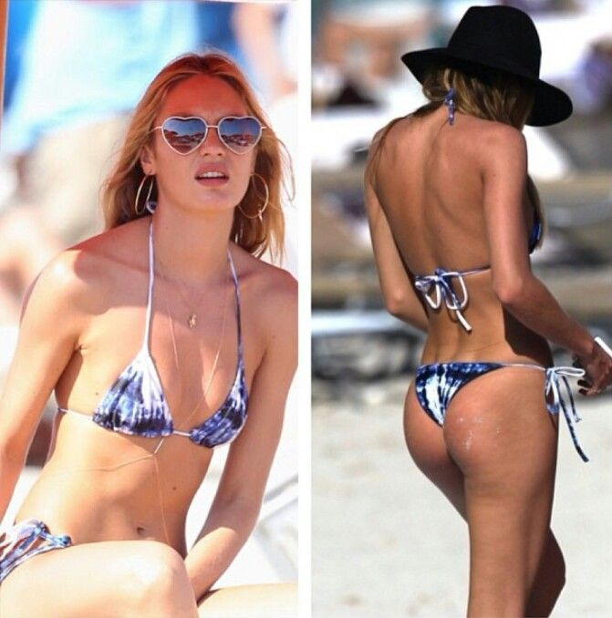 Candice Swanepoel Bikini Body No Photoshop | Candice ...