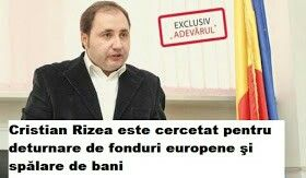 Cristian Rizea bufonul PSD-ului perdantul penalul