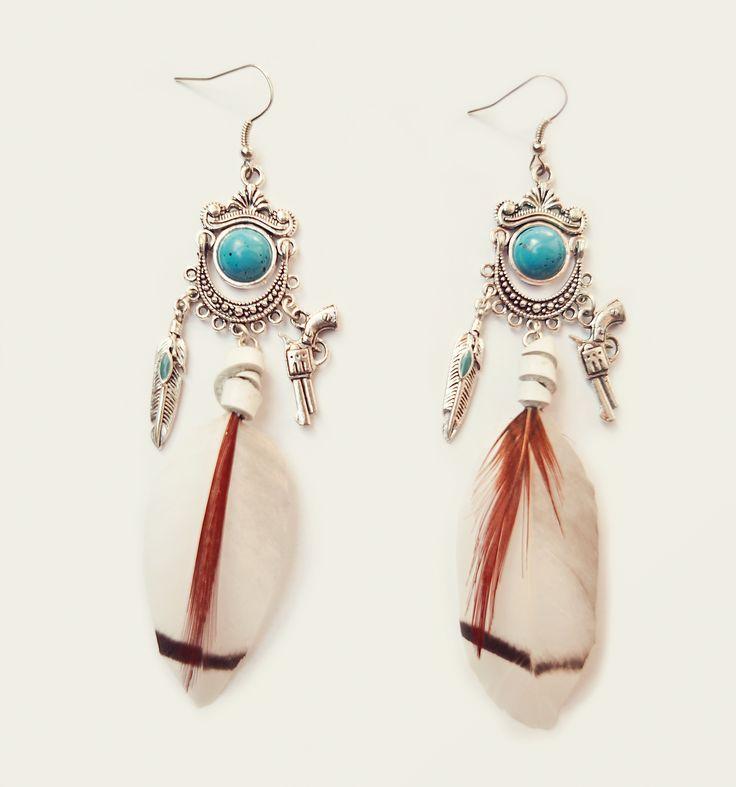 87 best Bohemian Earrings {Jewelry} images on Pinterest | Bohemian ...