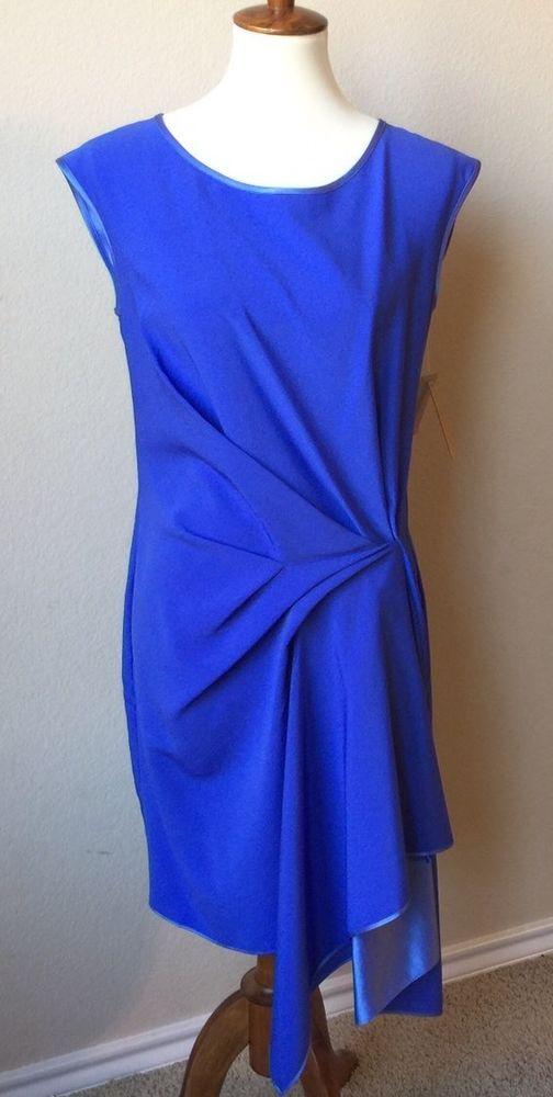 Rachel Roy Size Medium Most Wanted 2 Periwinkle Dress  #RachelRoy