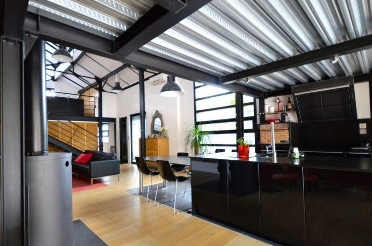Loft industriel avec piscine vendre bordeaux bordeaux and loft - Loft a vendre a bordeaux ...