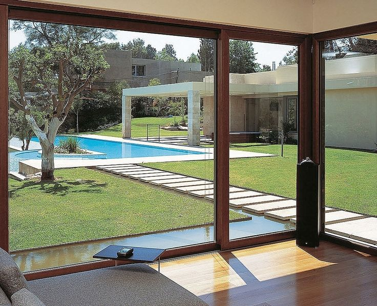 Standard Size Folding Patio Doors