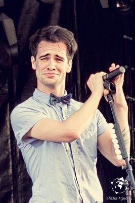 Brendon Urie. Panic! at the Disco.