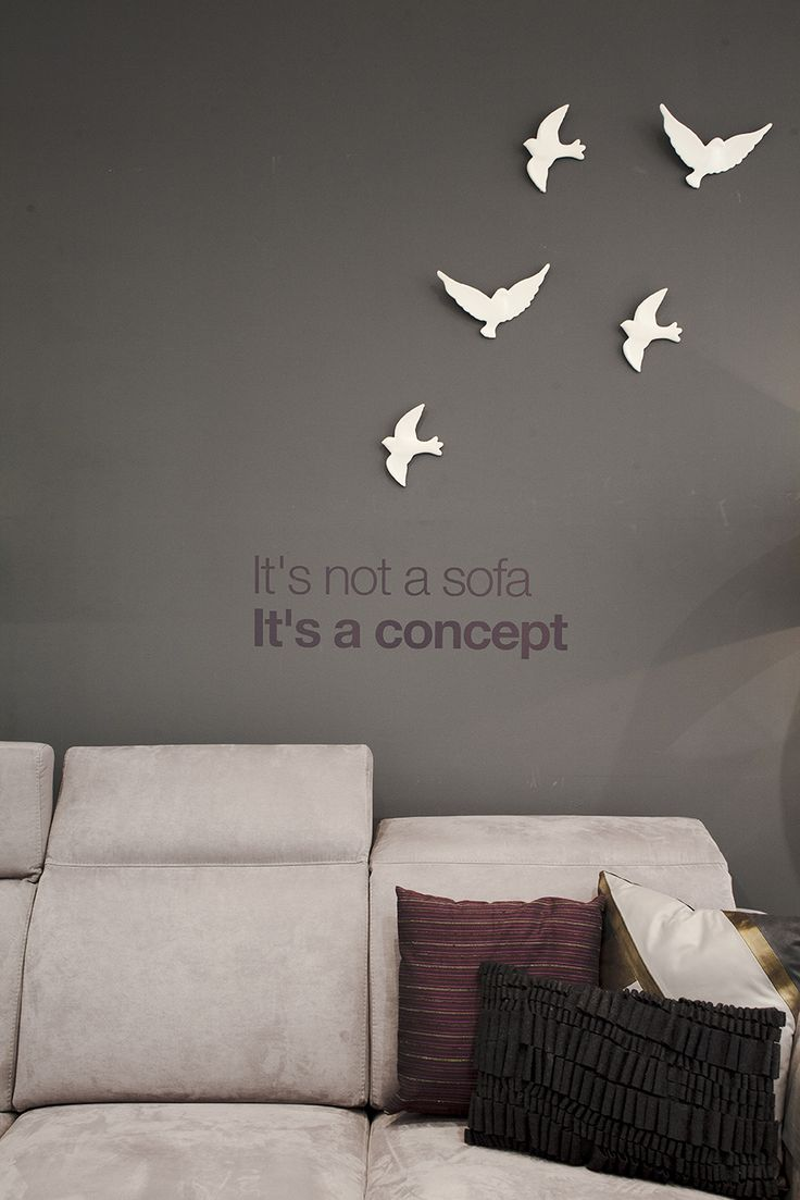 BoConcept Notting Hill Showroom; The sofa is the hero of the living room - fall…
