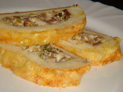 Nem vagyok mesterszakács: Jalousie, a maradékok megmentője: maradék sült húsból készült sajtos-pórés pástétom tésztában sütve