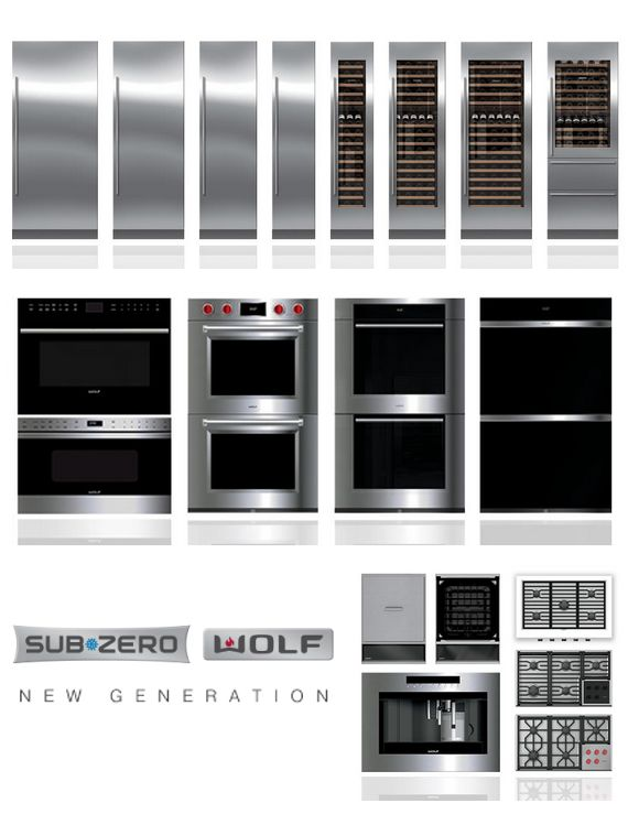Loving @Sub-Zero and Wolf UK New Generation Kitchen Appliances #blogtourvegas #kitchens // http://www.simplifiedbee.com/2014/02/gourmet-kitchens-featuring-sub-zero-wolf.html