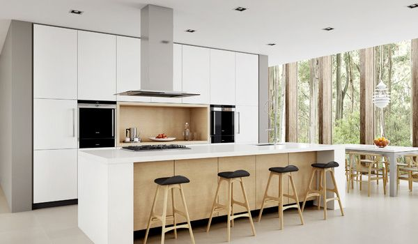 high efficiency in kitchens
