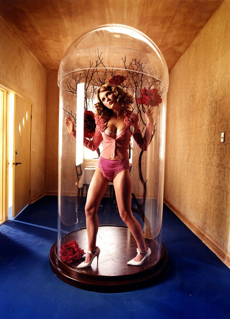 David LaChapelle is my favourite photographer by far. His images are loud, colour-saturated, even fantastical elements and this photo of Kirsten Dunst looks like a dream.