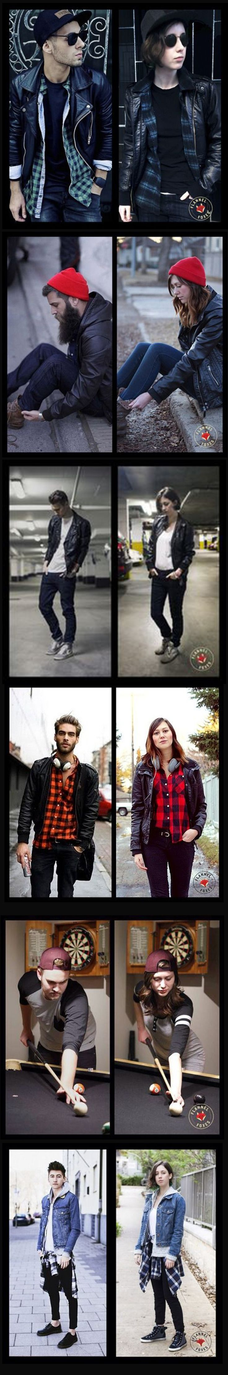 Flannel Foxes is a Tomboy Fashion Blog that takes inspiration from Men's Fashion Outfits and Re creates for Women  // Tomboy Fashion Blog // www.flannelfoxes.com