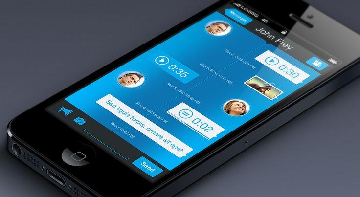 Chat_conversation_app_big - May inspire fulfillment concepts