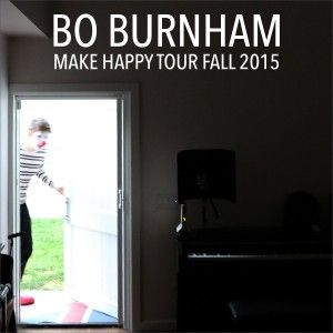 Review of comedian Bo Burnham's Make Happy Tour