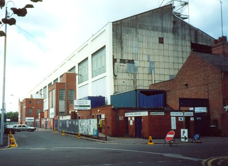 Filbert Street, Leicester City FC