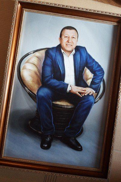 Цифровой портрет   Настоящий мужчина объединяет мягкость манер с твердостью характера. Радуйте своих любимых мужчин! Наш сайт http://gallerr.ru Заказать http://gallerr.ru/fzakaza2 По вопросам пишите в личку