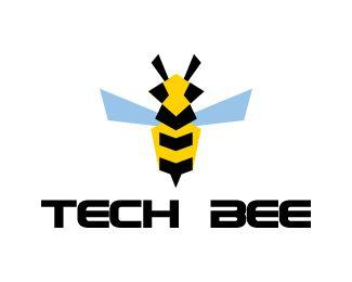 Logo Design - Tech Bee