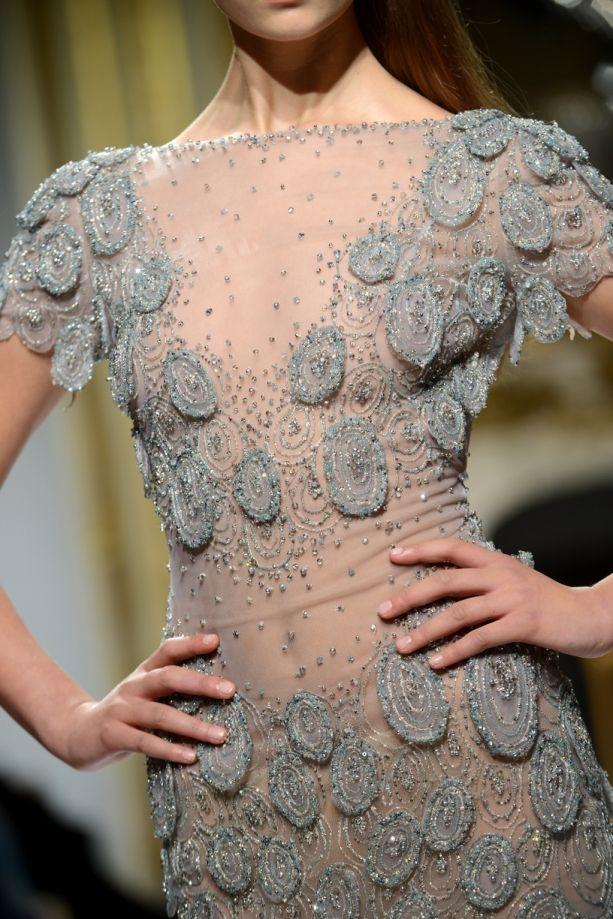 Charlotte Licha Spring 2014 Haute Couture