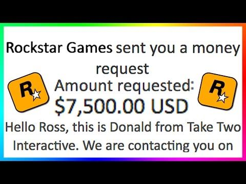nice WARNING! - ROCKSTAR GAMES WANTS $7,500.00 FROM ME? - HUGE MONEY SCAM FOR PLAYING GTA ONLINE! (GTA 5)