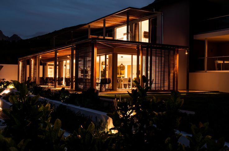 Clouds Estate by night. #Cloudsestate #Stellenbosch http://cloudsestate.com/home-26.html