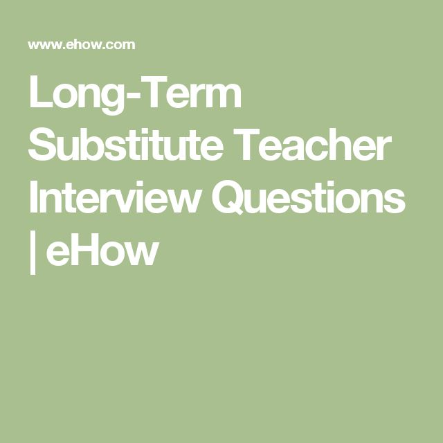 The 25+ Best Teacher Interview Questions Ideas On Pinterest Your   Interview  Questions  Accounting Interview Questions