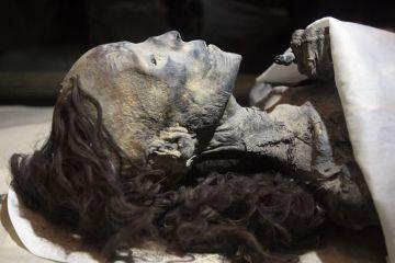 Egyptian Princess Shert Nebti's tomb found by Czechs near Cairo