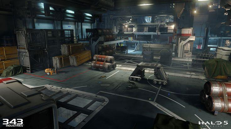 Halo 5 Art Showcase | Halo 5: Guardians | Community | Halo - Official Site