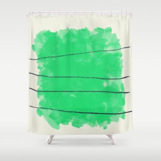 Inner Child V Shower Curtain