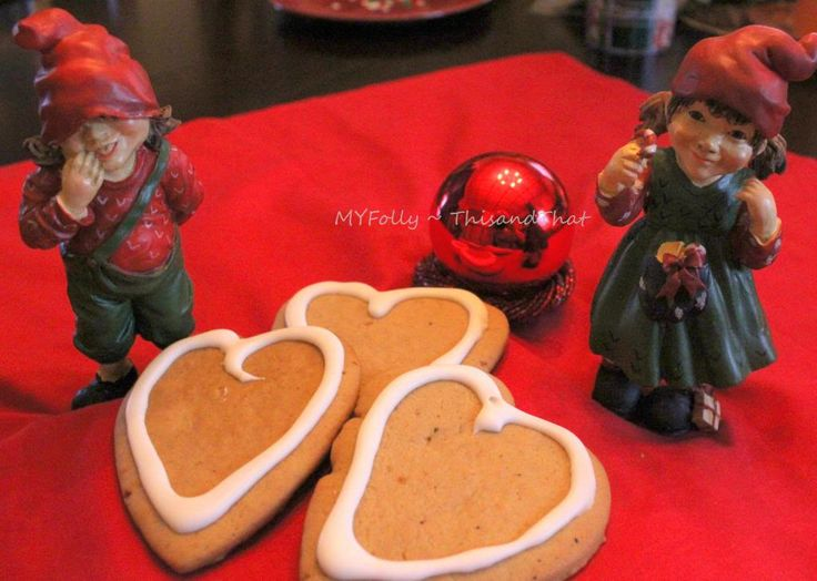 Scandinavian Spice Cookies from: This and that  #winterwonderlandlinkparty #christmas #cookies