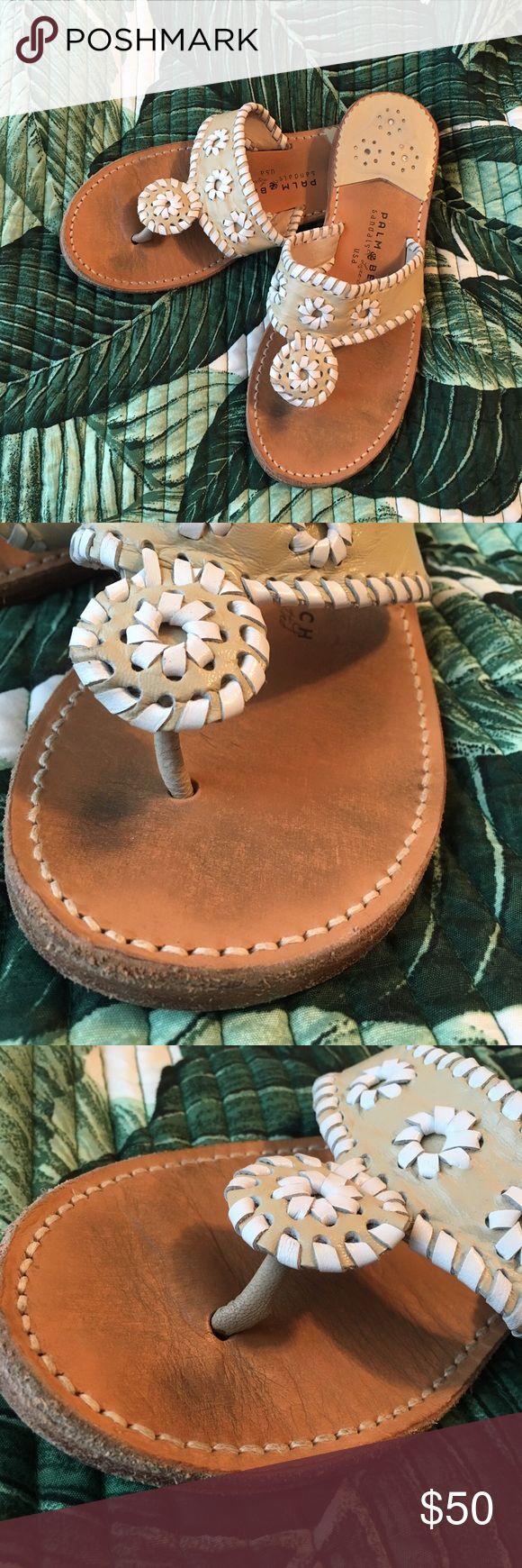 Best 25 Palm Beach Sandals Ideas On Pinterest Jack