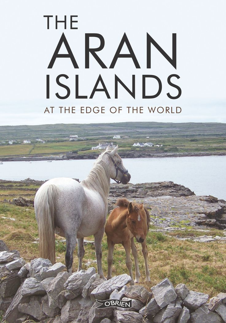 Inishmore, Inishmaan, Inisheer: wild, isolated, starkly beautiful and of great historical importance. A comprehensive, beautifully illustrated introduction to and lasting memento of these unique islands.