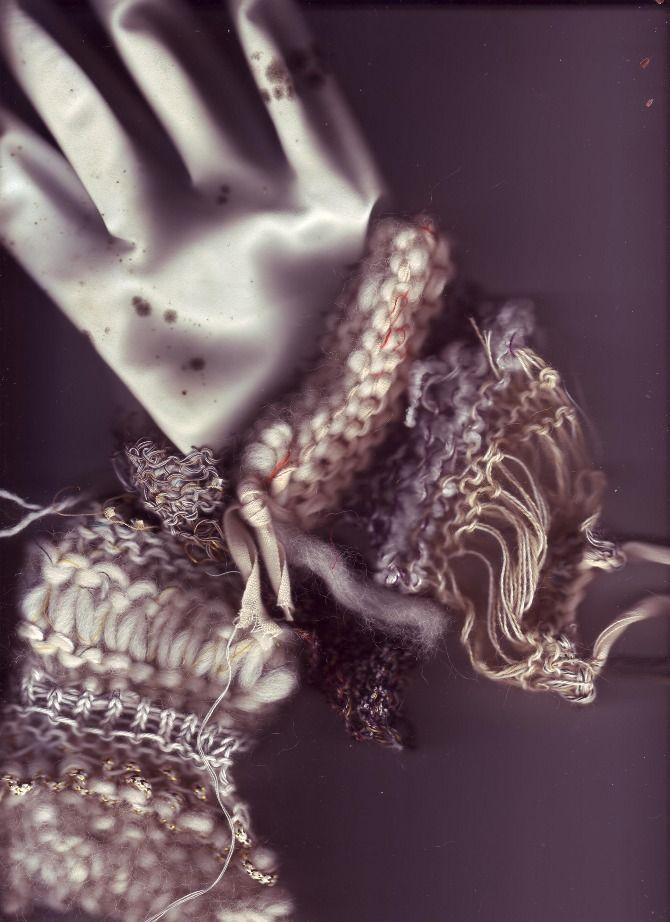 Under the Glove - Lucie Libotte