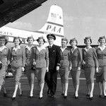 Vintage Pan Am! #vintage #flightattendant #flightattendantlife #crew #crewlife #travel #instatravel #travelgram #igtravel #layover #aviation #cabincrew #wanderlust #volaris #airport #quote #quoteoftheday #стюардесса #azafata #stewardess #hotessedelair #asistentedevuelo #auxiliardevuelo #purser #airhostess