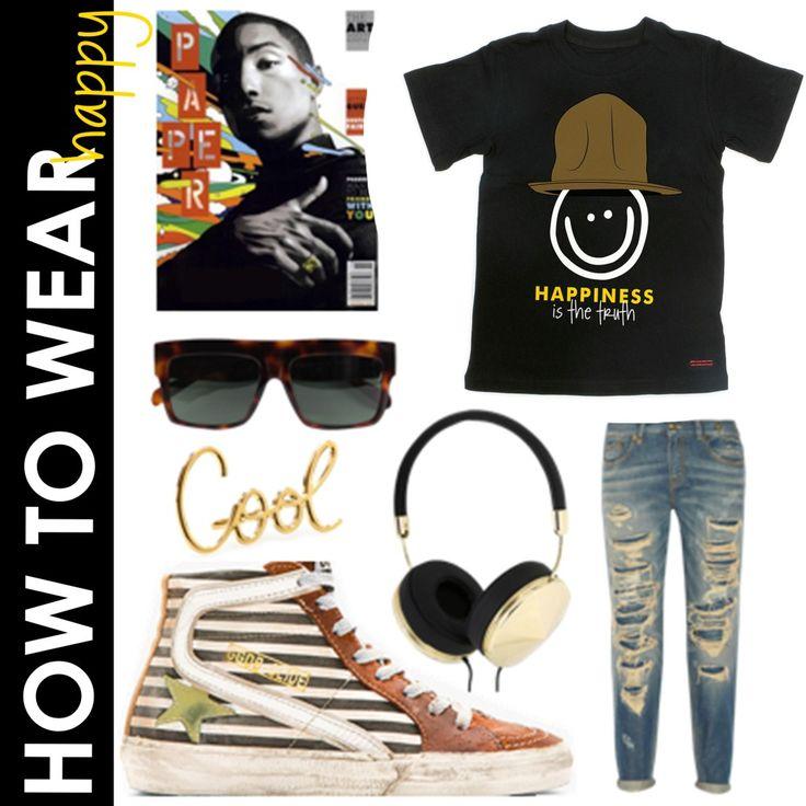 Peace Love World For Pharrell