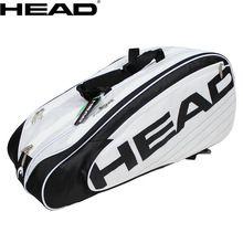 Free shipping tennis bag HEAD ELITE ALL super lightweight tennis racket COURT 6-9 pens package