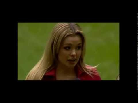 Katherine Jenkins, Welsh National Anthem.
