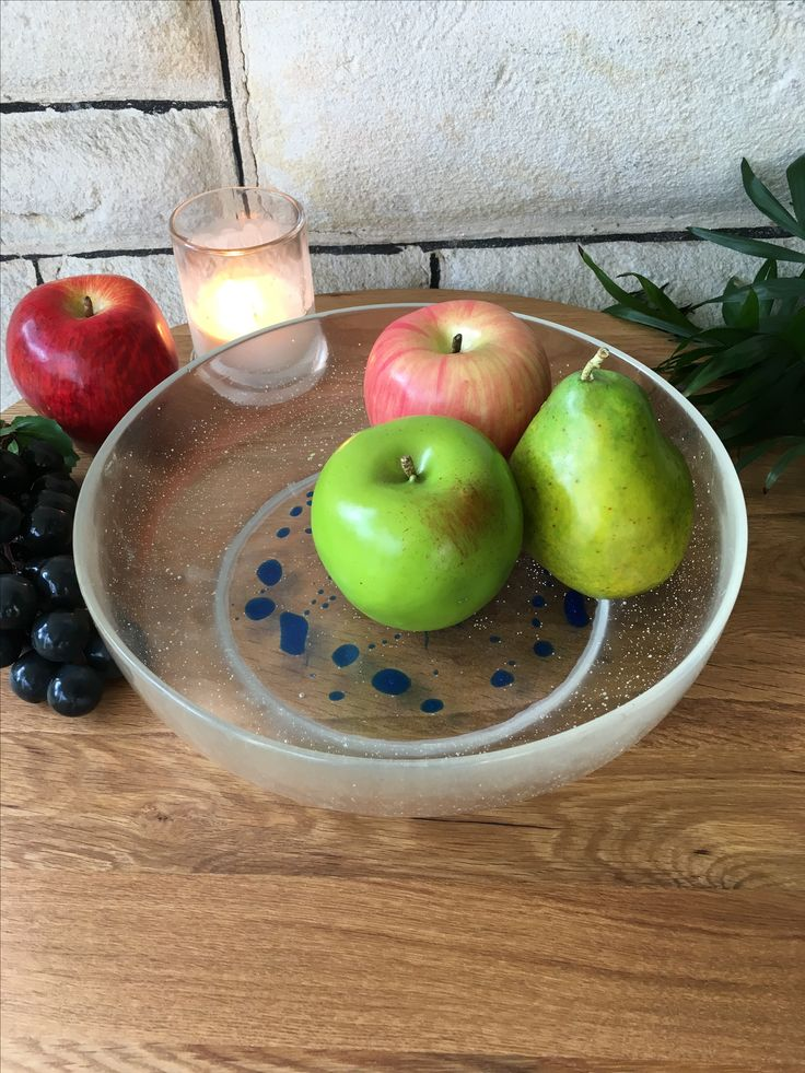 Resin salad / fruit bowl Can be found @ www.jlmdesignsaus.etsy.com