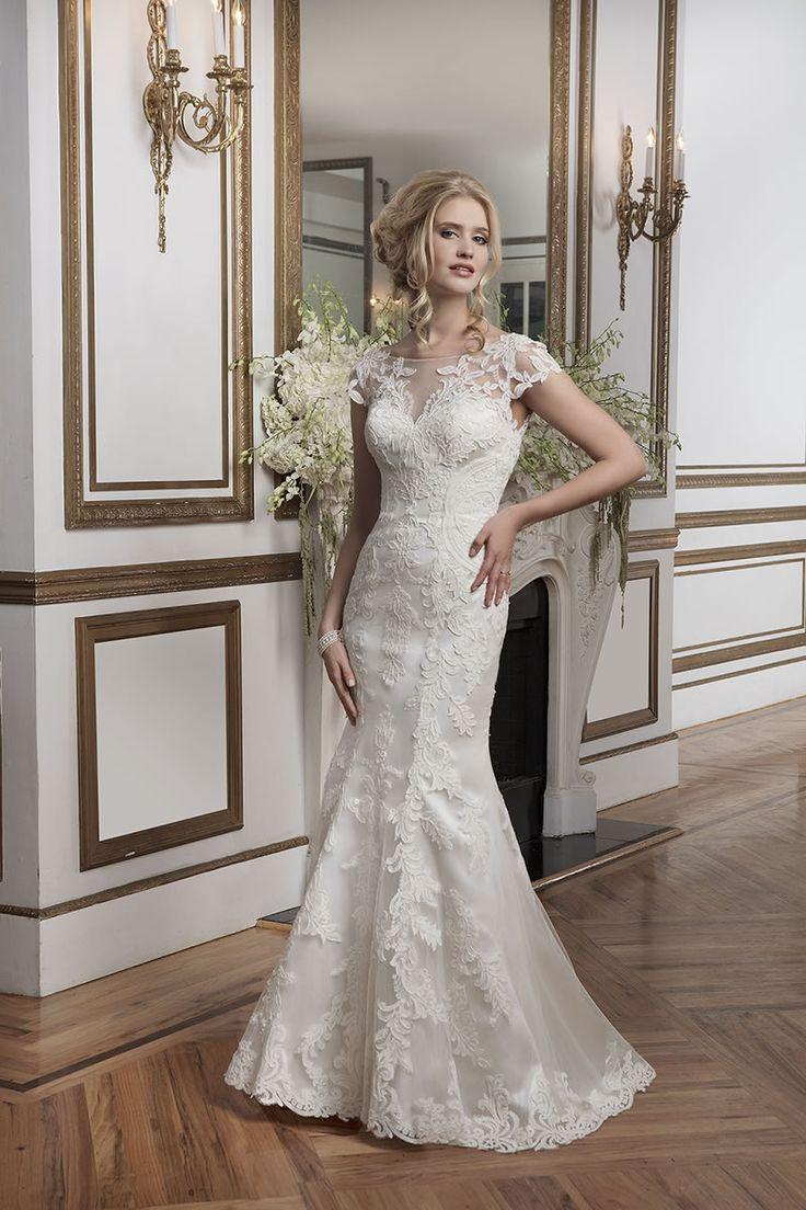 127 besten Bridal Gowns Bilder auf Pinterest | Braut, Ausschnitt und ...