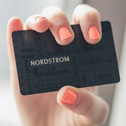 When you donate clothes to Fashion Project, you get not just one, but two rewards! After donating, you receive a $40 Nordstrom gift card, and 55 percent of the sale goes to the charity of your choice. Win-win.