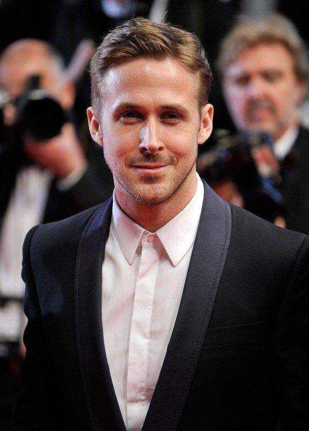 And Now Here's 16 Photos Of Ryan Gosling Wearing A Tux At Cannes - Buzzfeed   @Emma Black  for your viewing pleasure ;)