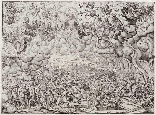 Gerung, Matthias: Das Jüngste Gericht