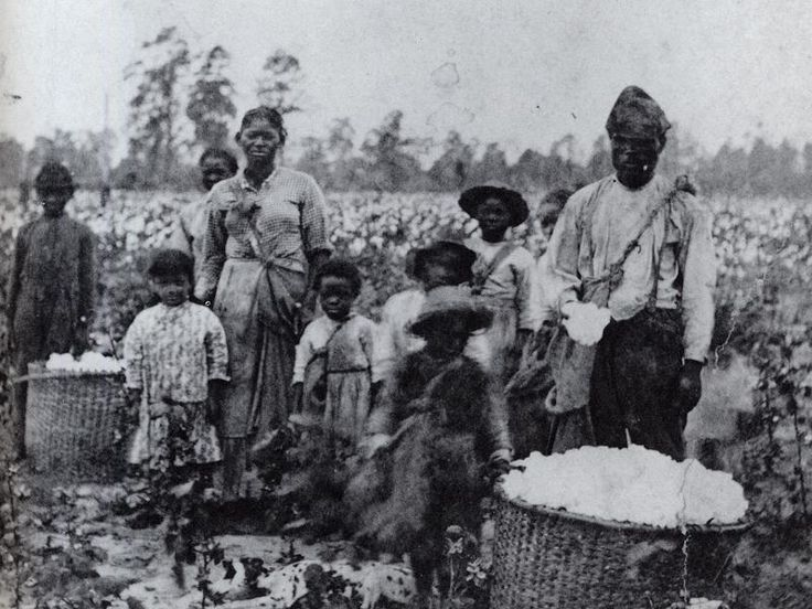 Slavery in Antebellum Georgia | New Georgia Encyclopedia