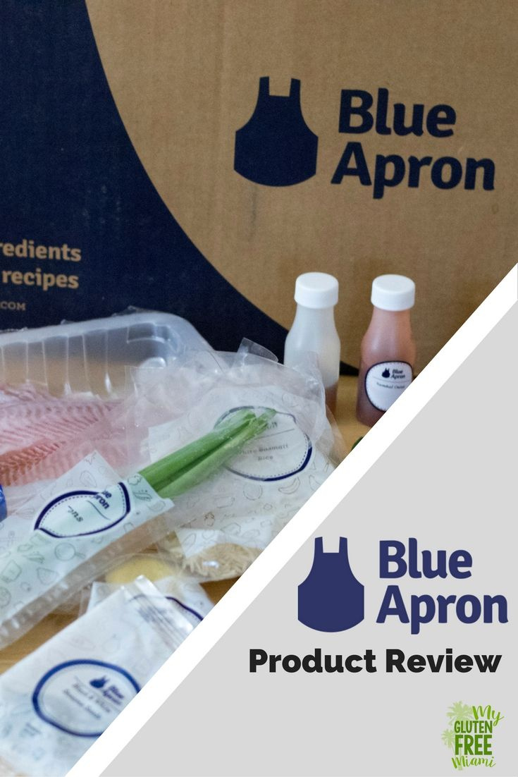 Blue apron options